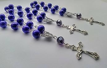 Iné šperky - Ruženec - 11379416_