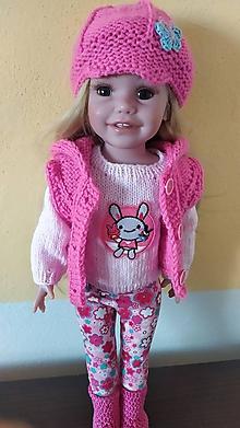 Hračky - Gabi oblečenie pre bábiku. - 11378232_