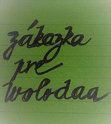 Úžitkový textil - Zákazka na želanie pre Wolodaa - 11381712_