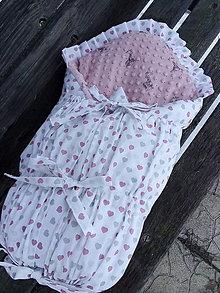Textil - Perinka s minky - 11379159_