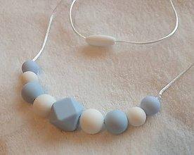 Náhrdelníky - Kojaci náhrdelník - 11378447_