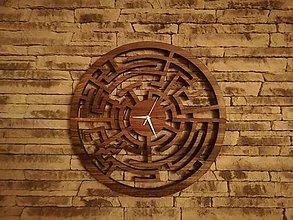 Hodiny - Hodiny-Labyrint - 11381112_