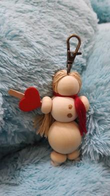 Kľúčenky - Snehuliačka - 11380085_