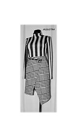 Iné oblečenie - Pruhovaný rolák - 11380497_