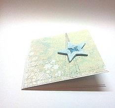 Papiernictvo - Želaj si niečo, padá hviezda ... - 11384183_