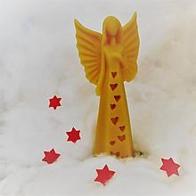 Dekorácie - Anjel - 11382979_