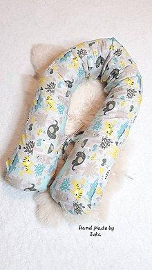 Textil - Vankúš na dojčenie / vankúš pre maminku - 11383548_