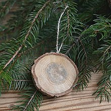 Polotovary - DIY vianočné ozdoby - 11383837_