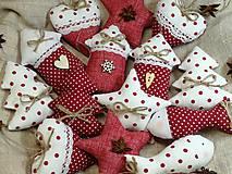 Dekorácie - Vianočné ozdoby ,sada - 11382618_