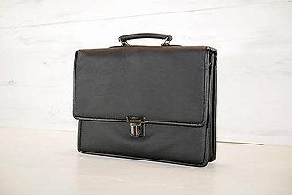 Veľké tašky - Pánska aktovka - Mikelo No.2 - 11382261_