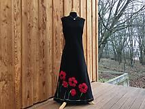 Šaty - Fleecová šatovka na míru, i jiné barvy - 11383947_