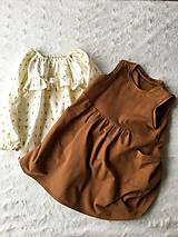 Detské oblečenie - Šaty bez rukávov - 11382442_