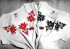 Tričká - Tričko Simple Folk skladom S - 11382733_