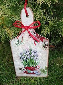 Pomôcky - vianočný lopárik 2 - 11383736_