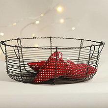 Košíky - košík vyrobený tradične - 11386038_
