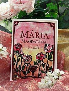 Knihy - Mária Magdaléna v nás - 11387565_