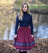 Sukne - sukňa Stela - 11388214_