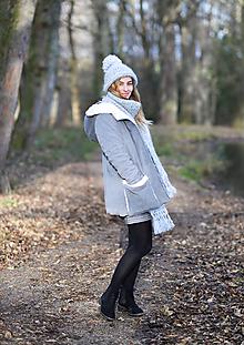 Kabáty - kabátik Jackie - 11387751_