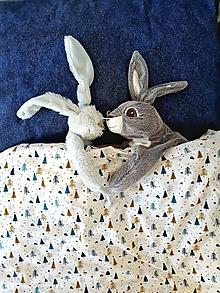 Textil -  Vianočné detské obliečky - 11386881_
