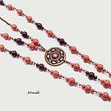 Náhrdelníky - Set náhrdelníkov 589-0056 - 11390438_