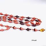 Náhrdelníky - Set náhrdelníkov 589-0056 - 11390441_