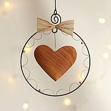Dekorácie - vianočná dekorácia - 11388782_