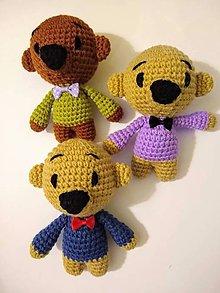 Hračky - Malý maco - 11390321_