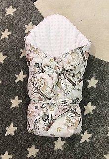 Textil - Zavinovačka pre bábätko - 11390202_