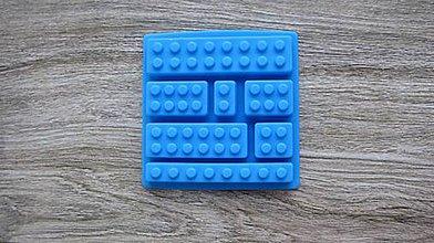 Pomôcky/Nástroje - Silikónová forma LEGO kocky, 1 ks - 11388557_