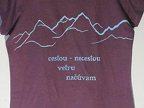 Tričká - Cestou - necestou - 11392266_