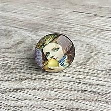 Prstene - Prsteň Dievča s jablkom - 11391116_