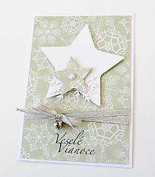 Papiernictvo - pohľadnica vianočná - 11391289_