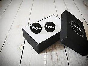 Šperky - Manžetové gombíky 007 - 11393615_