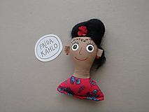 Odznaky/Brošne - Frida Kahlo - brošňa - 11391784_