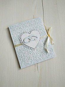 Papiernictvo - Pohľadnica +obálka na peniaze - 11394500_