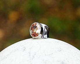 """Prstene - Nerezový prsten ..."""" A taste of honey """" - 11393266_"""