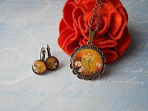 Sady šperkov - Jesenné kvietky - 11392905_