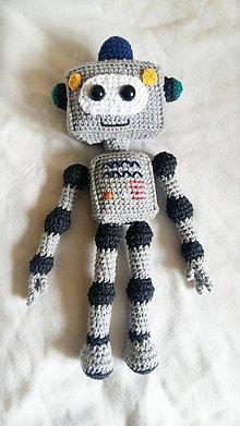 Hračky - Robot - 11392981_