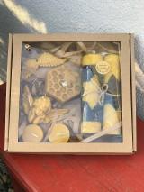 Svietidlá a sviečky - Voňavý darcek - 11392373_