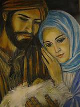 Kresby - Svätá rodina - 11393655_