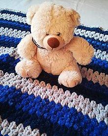 Textil - Teplučká deka - 11392299_