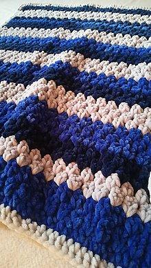 Textil - Teplučká deka - 11392302_