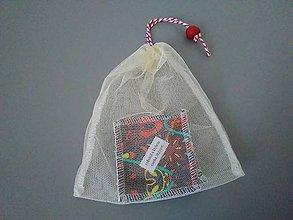 Úžitkový textil - Sada odličovacích štvorcov *Harmónia mini* - 11392162_