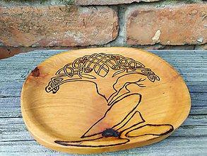Nádoby - Mini tanierik Celtic Tree - 11393313_