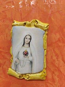 Magnetky - Panna Mária - 11397175_