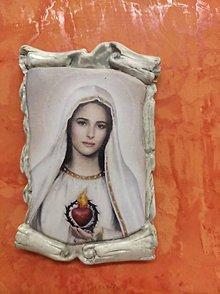Magnetky - Panna Mária - 11397201_