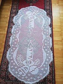 Úžitkový textil - Slávnostný vianočný obrus - 11396057_
