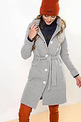 Kabáty - KARDIGAN SILVERSTONE - 11395938_