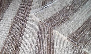 Úžitkový textil - Koberček decentný - 11395201_