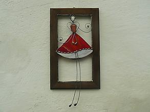Dekorácie - Tanečnica z Lúčnice XVII - 11394812_